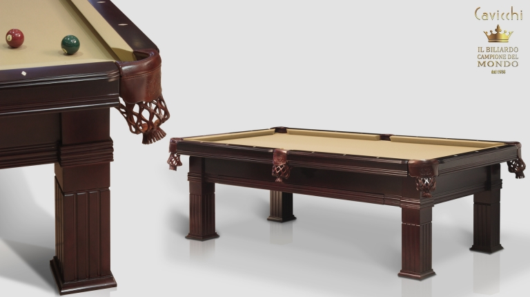 Gotha Pool Billiard