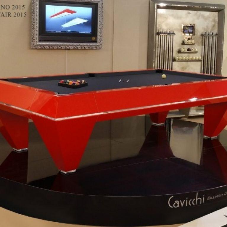 Realization exclusive billiards