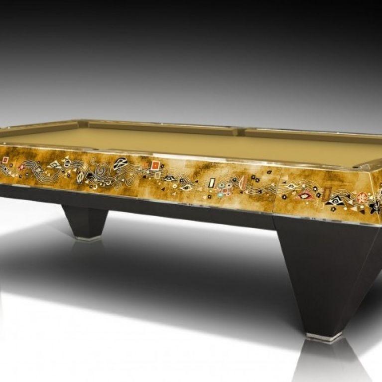 Personalizzazione tavoli da biliardo