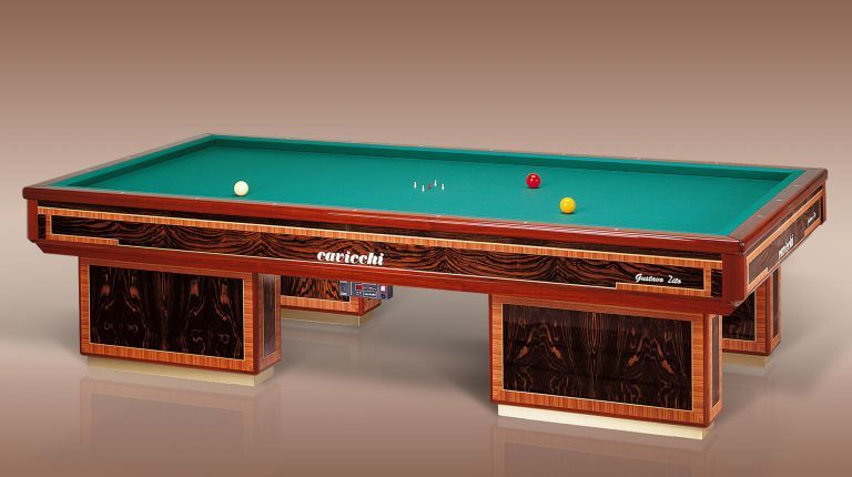 Grand Match Zito Billiard