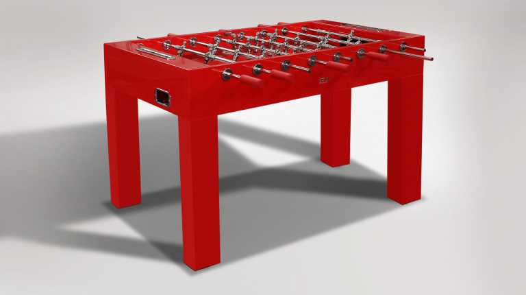 "Linear "" F1 SCUDERIA "" Soccer Table"