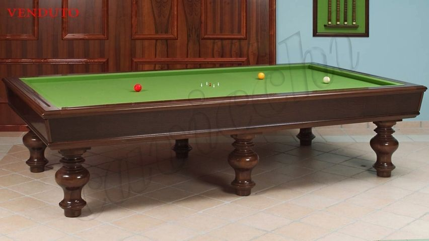 Billiards without holes