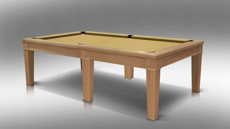 Canossa Style billiard Pool Table