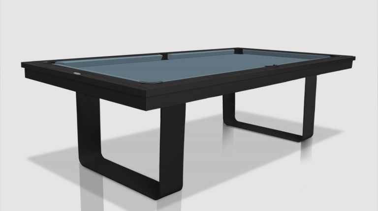 Cavicchi Mistral Black Pool Table