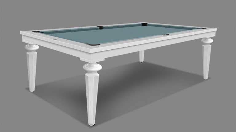 Cavicchi Phedra White Pool Table