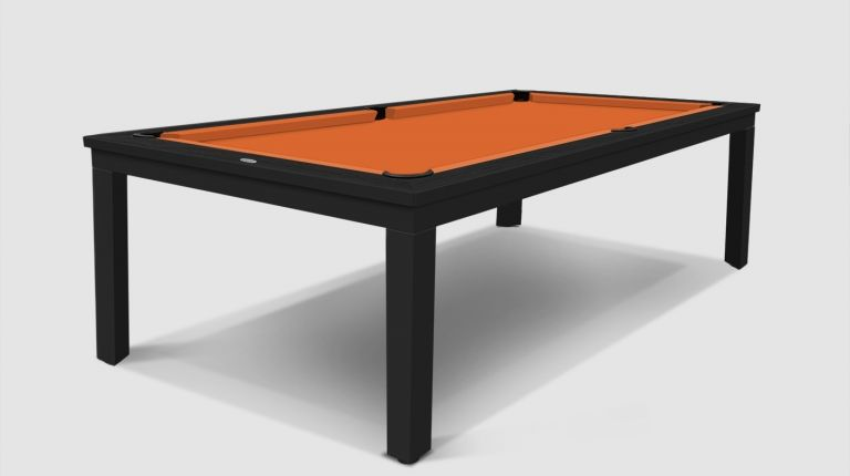 Cavicchi Matrix Black Pool Table