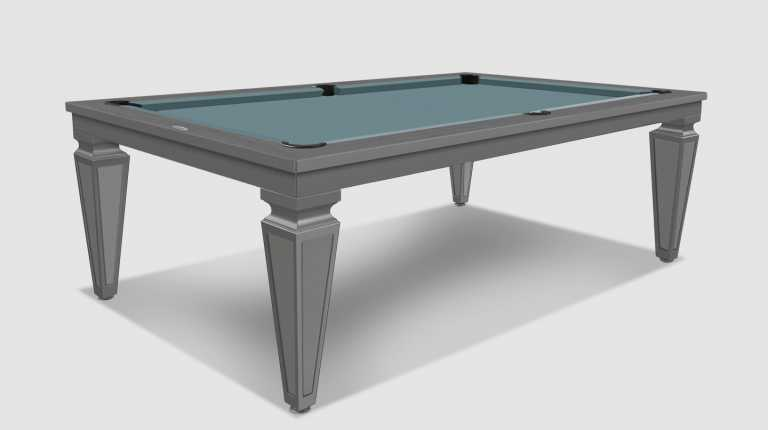 Cavicchi Cheope Grey Pool Table