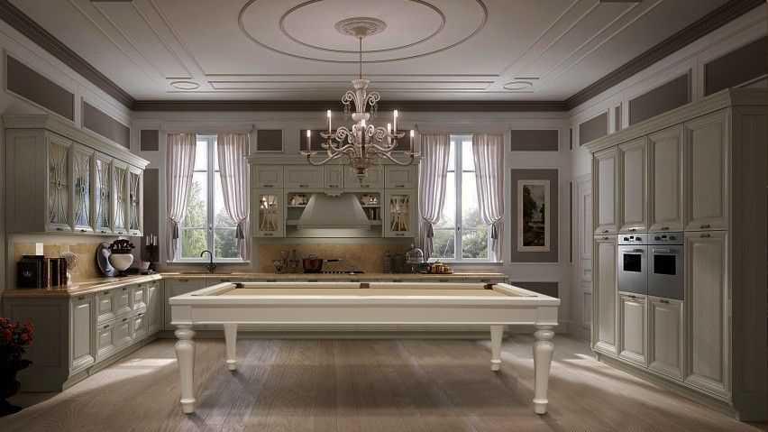 Sale of home billiards