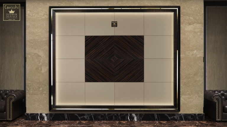 Boiserie Diamond WP33