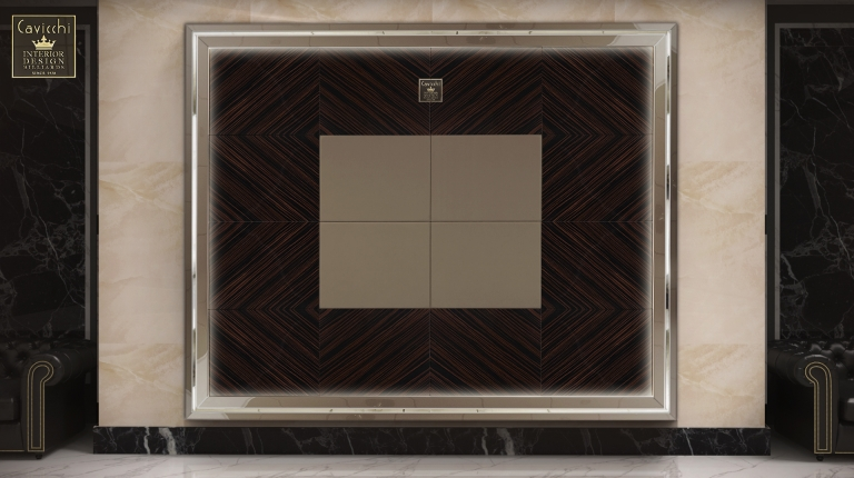 Boiserie Diamond LP33 - Boiserie Diamond WPL33.Q