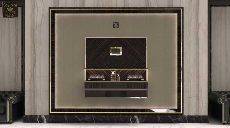 Мебель,отделанная деревянными панелями,Diamond Special WP33E