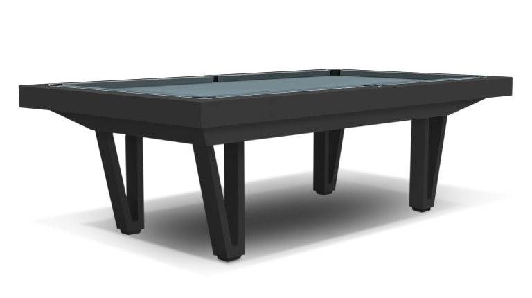 Pool Table mod. Cayenne Two Lacquered