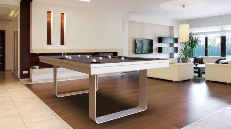 Billiard Table Cavicchi Mistral White - Showroom Shop