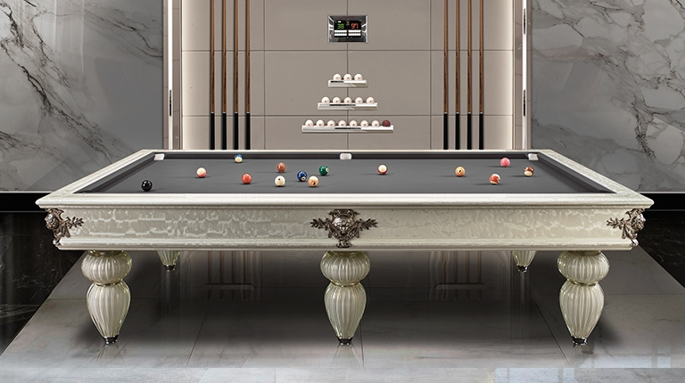 billiard Murano Venice - Showroom Shop