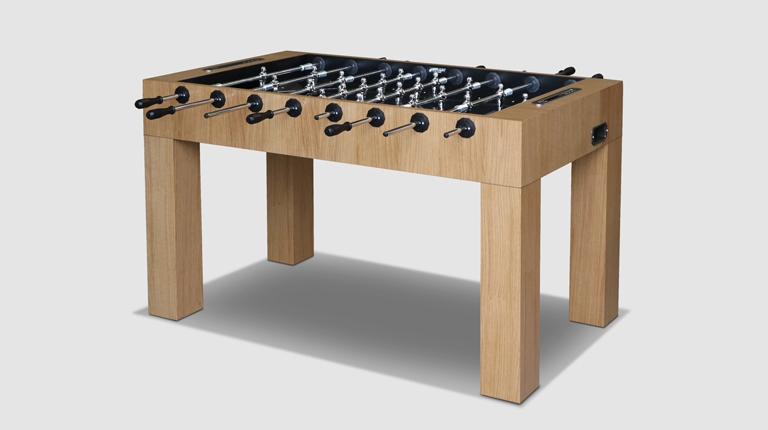 Linear Oak Soccertable