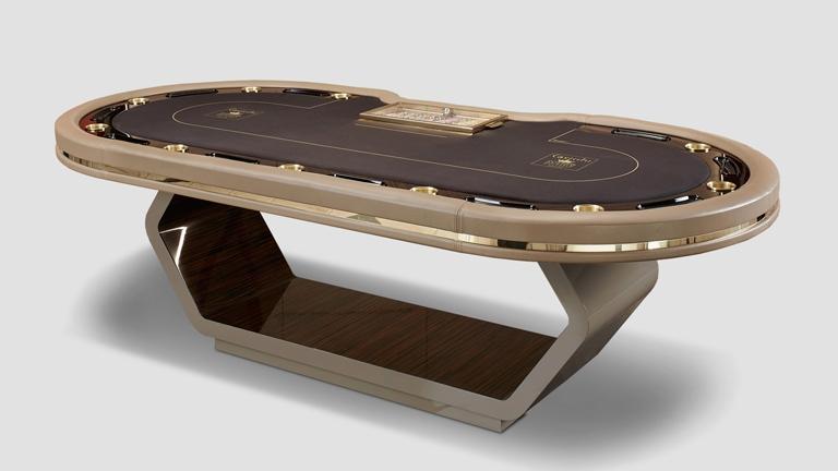 Progettazione tavolo da poker