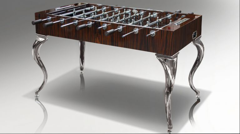 OPERA EBONY FOOSBALL TABLE