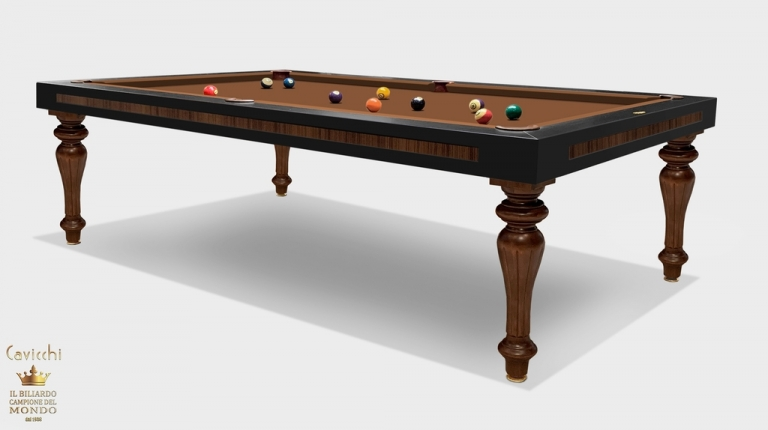 LION POOL TABLE