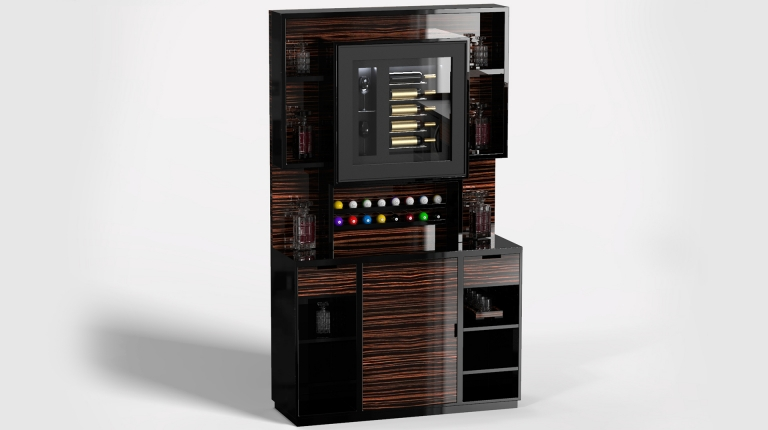 EXCLUSIVE BAR DRINK WALL FURNITURE
