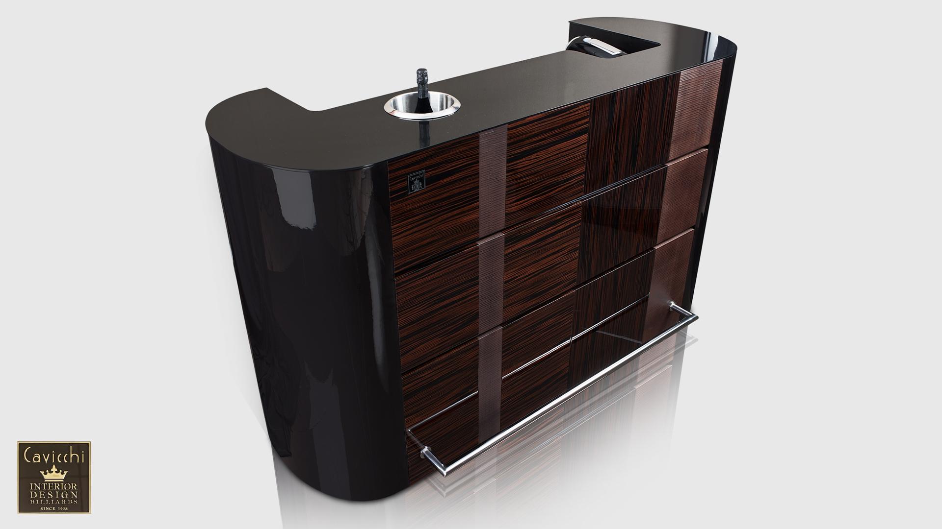 Progettazione mobili bar