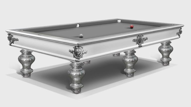 Mosaik Italian Billiard Pool Table