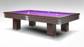 Hi-Tech Italian billiard Pool Table