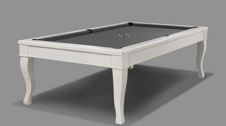 Lacquered Canossa Billiard