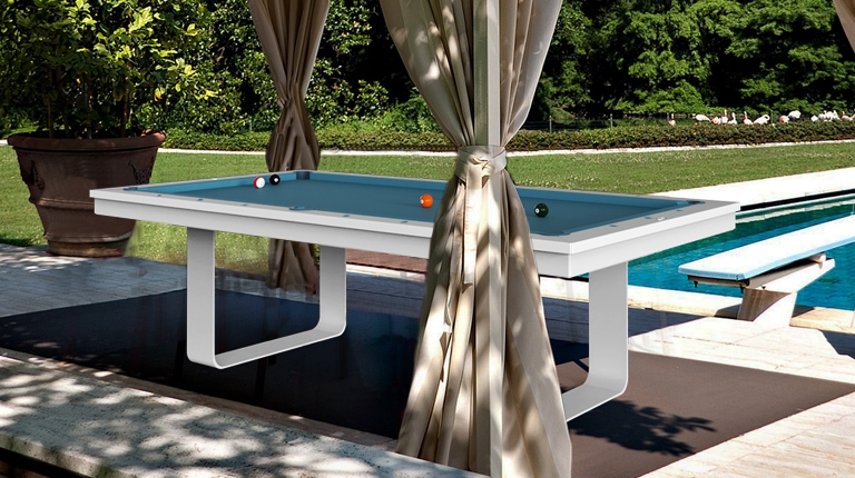 Mistral Pool Table Billiard for exterior