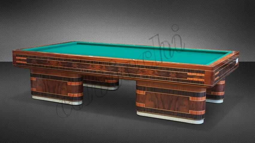 International Billiards Without Holes Biliardi Cavicchi - Pool table with no holes