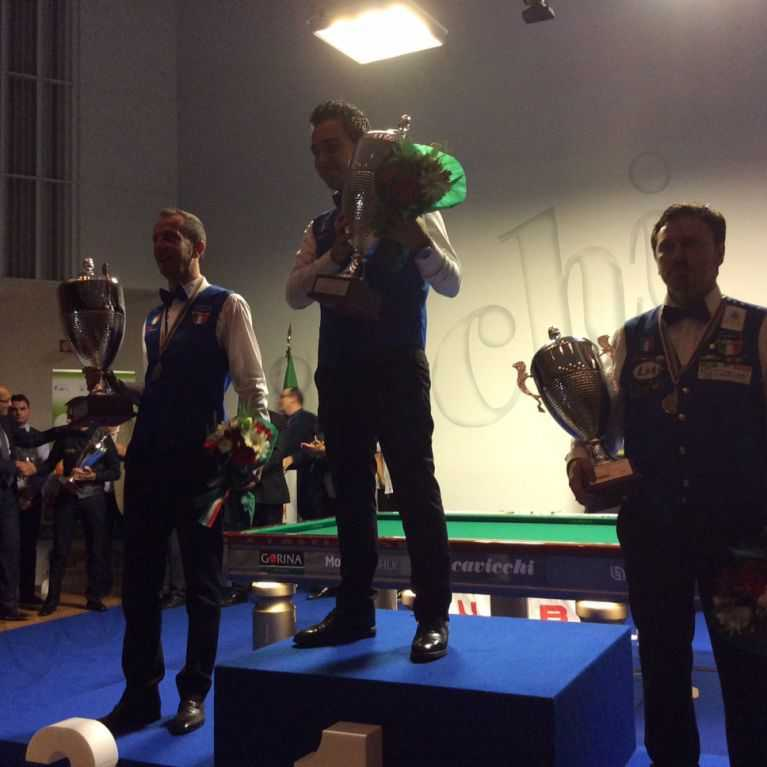 22° World Championship Five Pins The Winner is  Matteo Gualemi the New World Champion