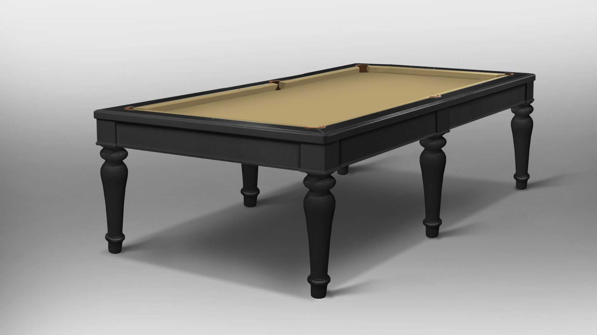 Canossa Epoque Billiard Pool Table 6 bases 5