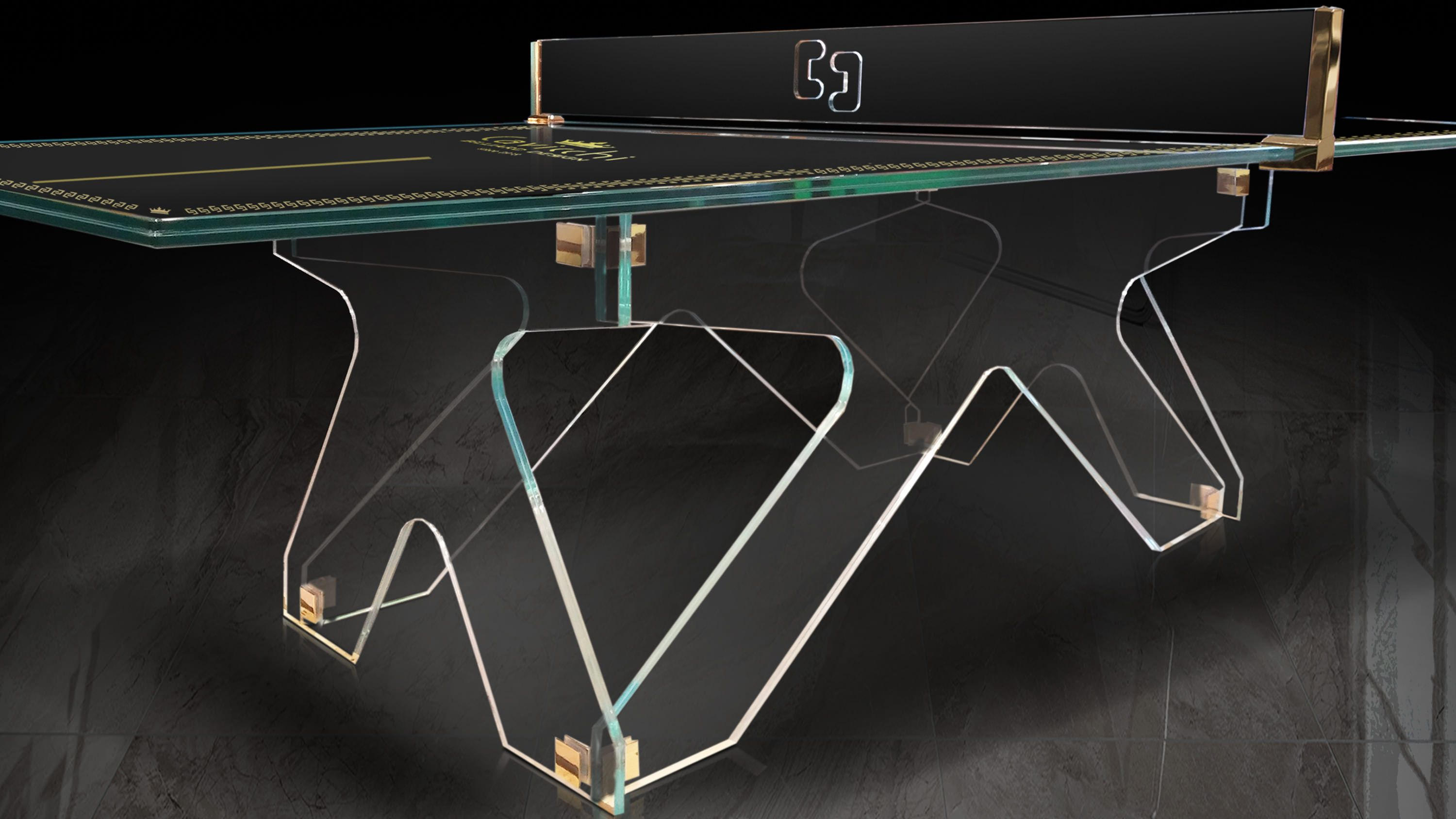 Tennis Table Crystal - Showroom Shop 4
