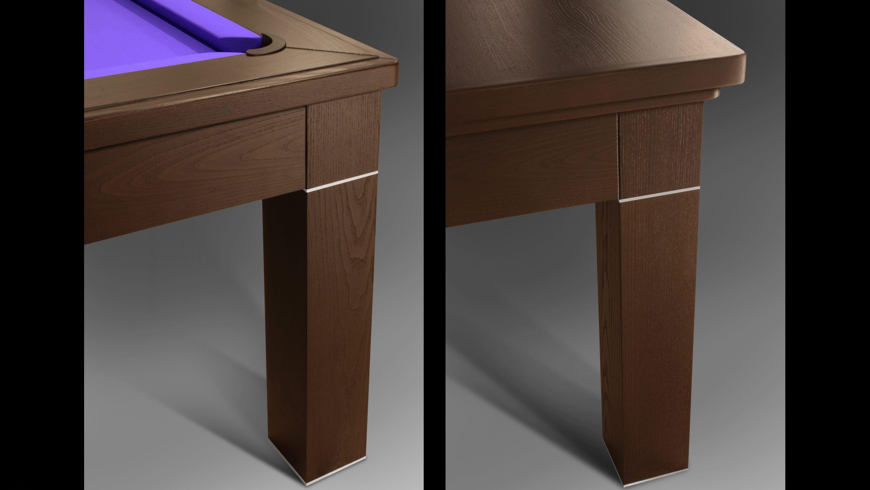 Бильярдный стол «Luxor Wengè» 4