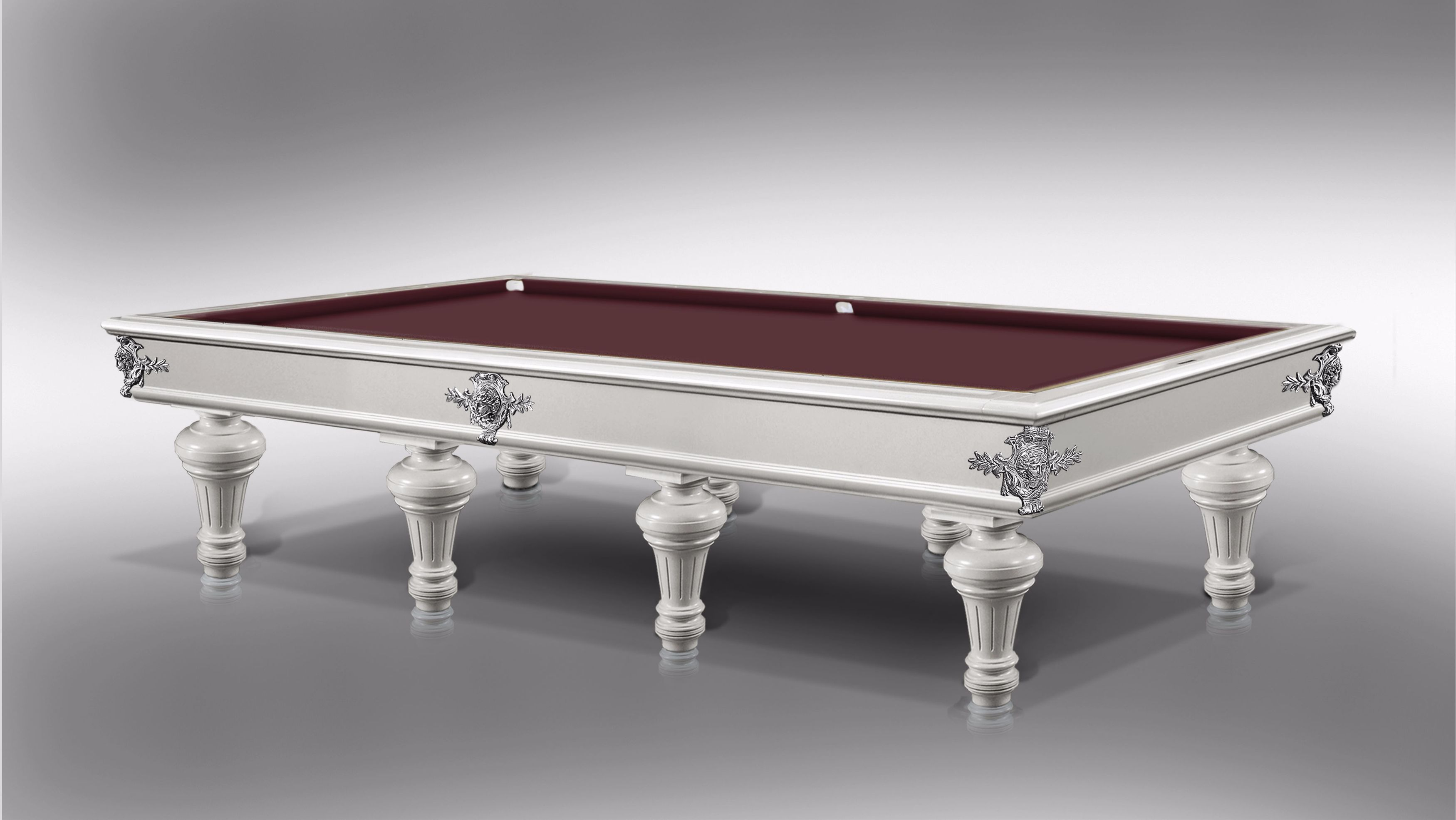 Fashion Luigi XVI billiard Pool Table 6