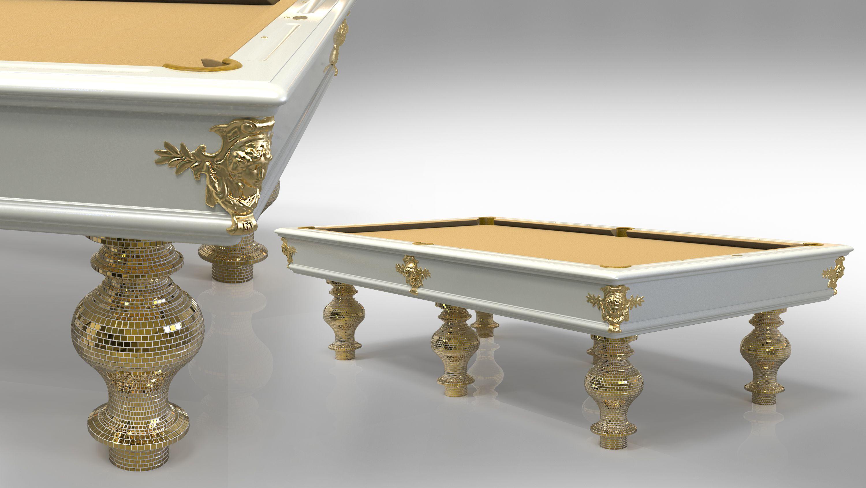 Mosaik Italian Billiard Pool Table 5