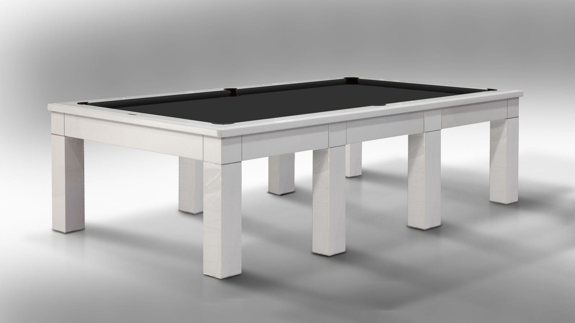 Luxor Billiard Pool Table 6-8 bases 1