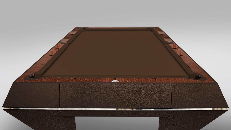 Millennium Leather Billiard Pool Table 5