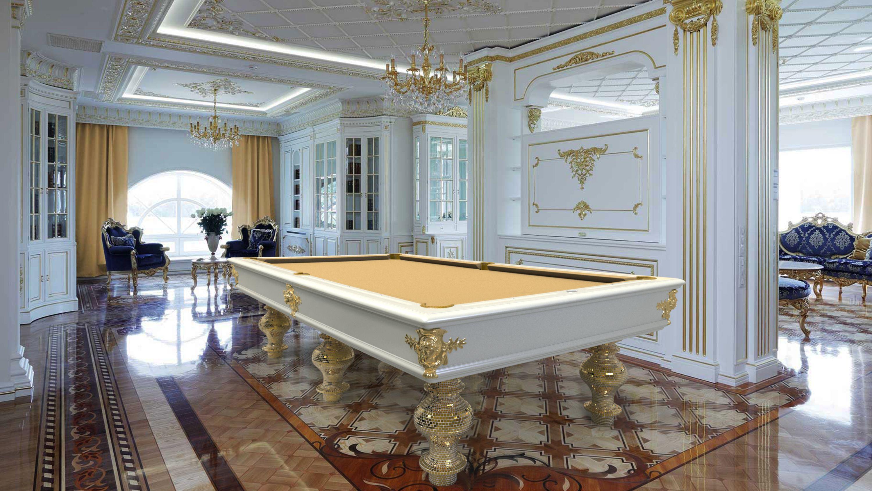Mosaik Italian Billiard Pool Table 6