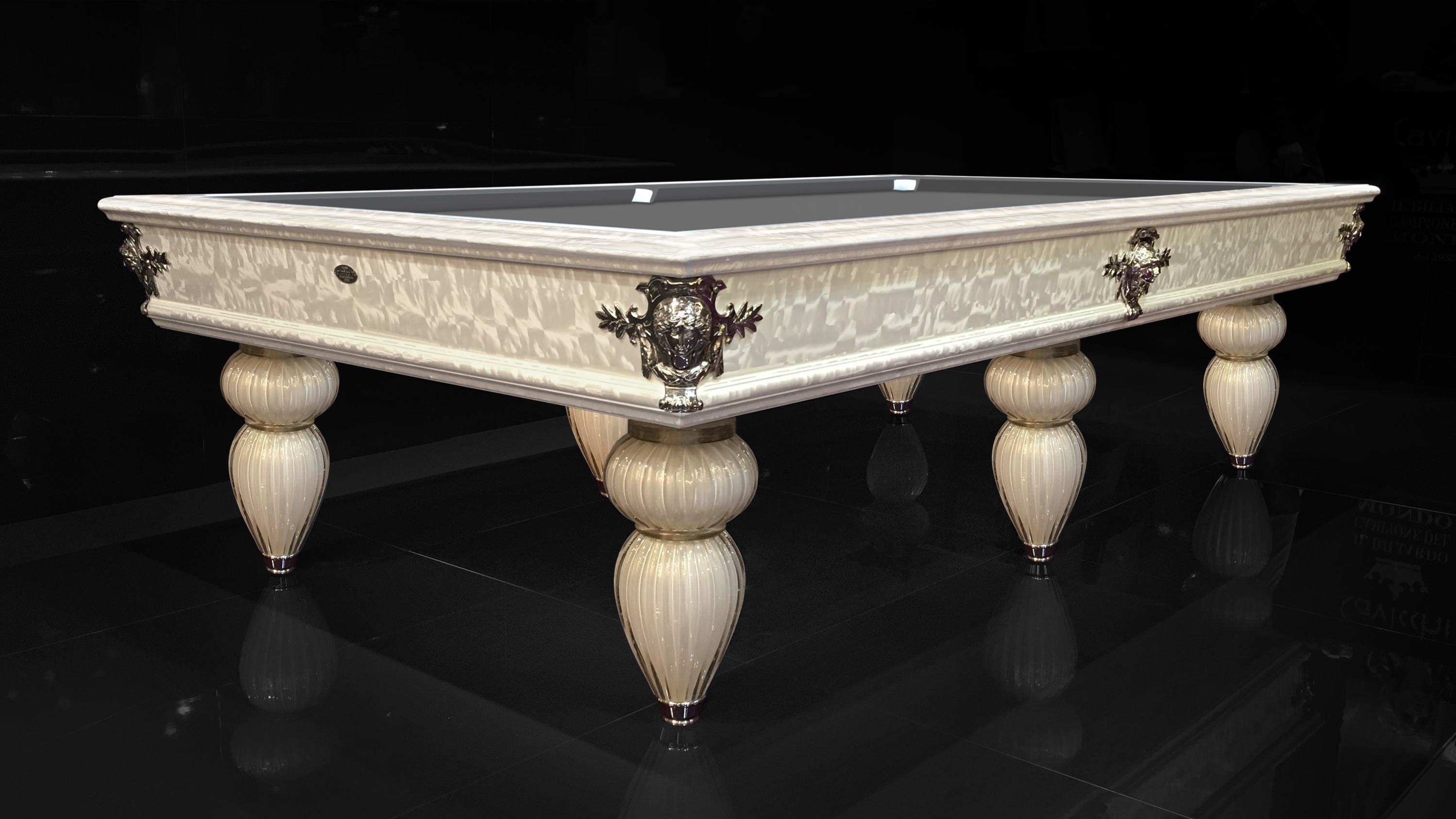 billiard Murano Venice - Showroom Shop 3