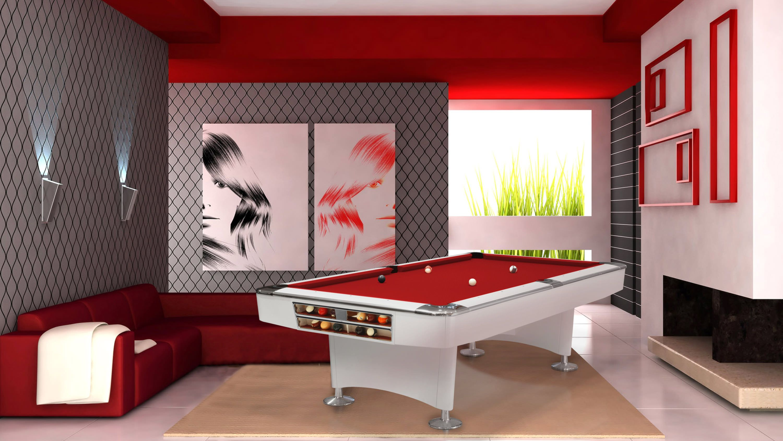 Biliardo Pool Olympico 8