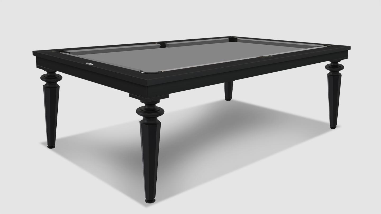 Biliardo-Tavolo Phedra Black 1