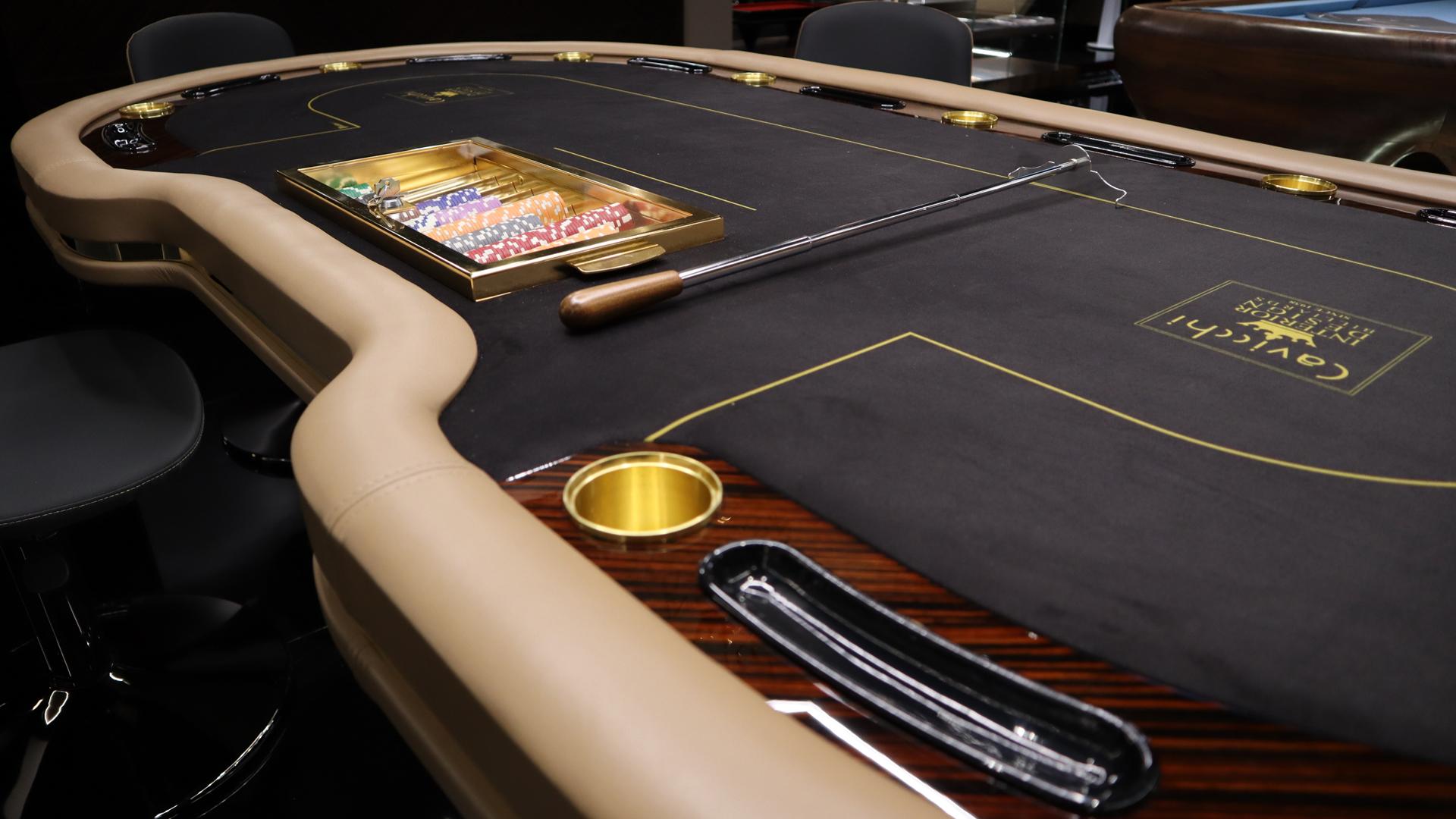 Poker Table Edra WL25 14