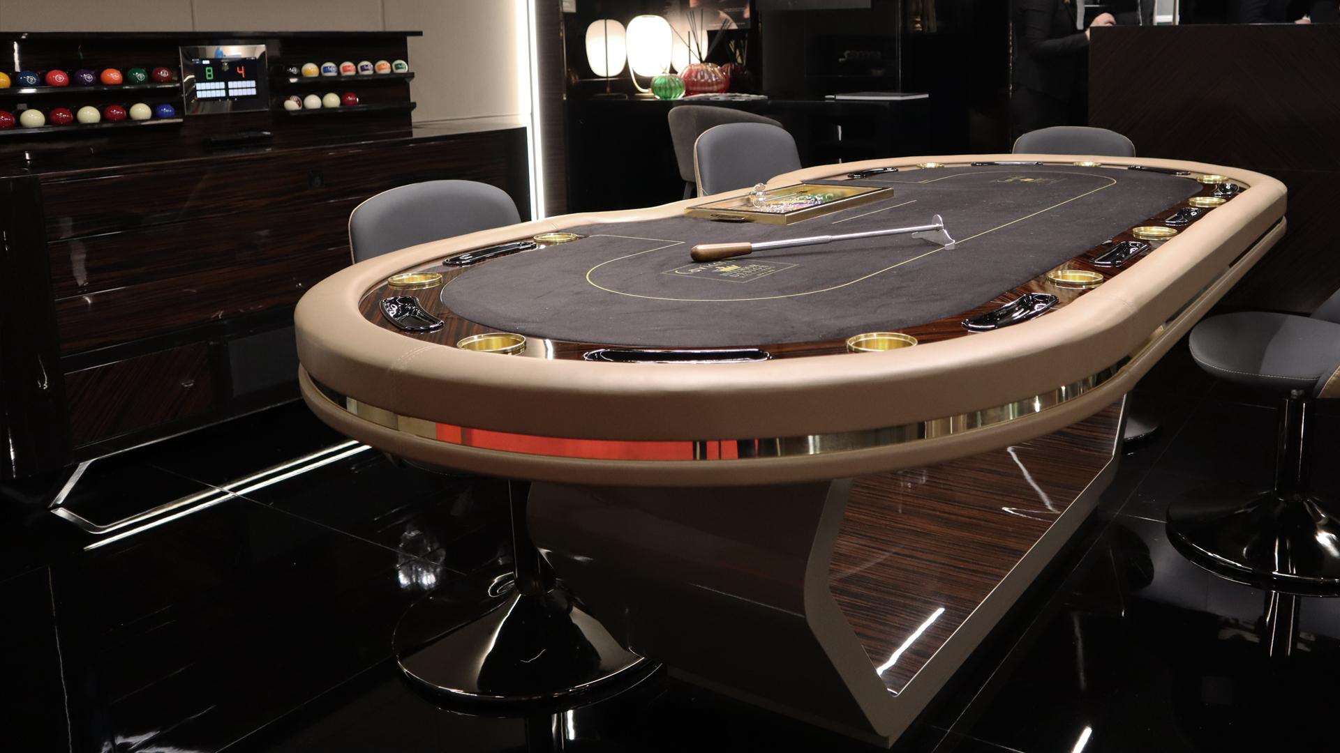 Poker Table Edra WL25 11