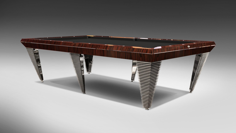 Бильярдный стол «Pyramid» 11