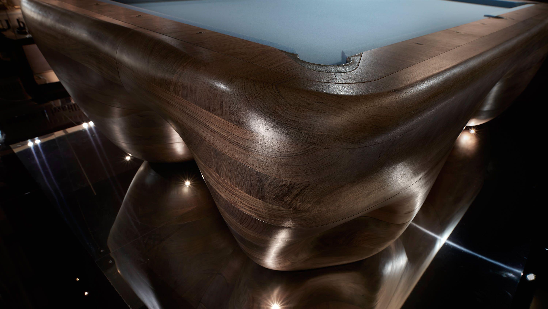 Cavicchi Sinfonia Pool Table Esclusive Artwork Unique in the World 4