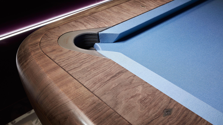 Cavicchi Sinfonia Pool Table Esclusive Artwork Unique in the World 8