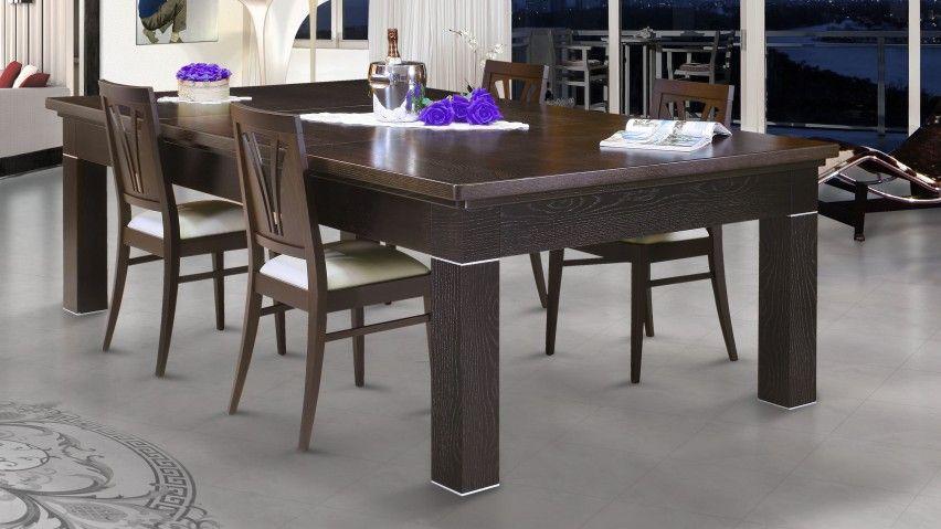 Tavolo da riunioni luxor weng tavoli da riunioni for Table salle a manger wenge