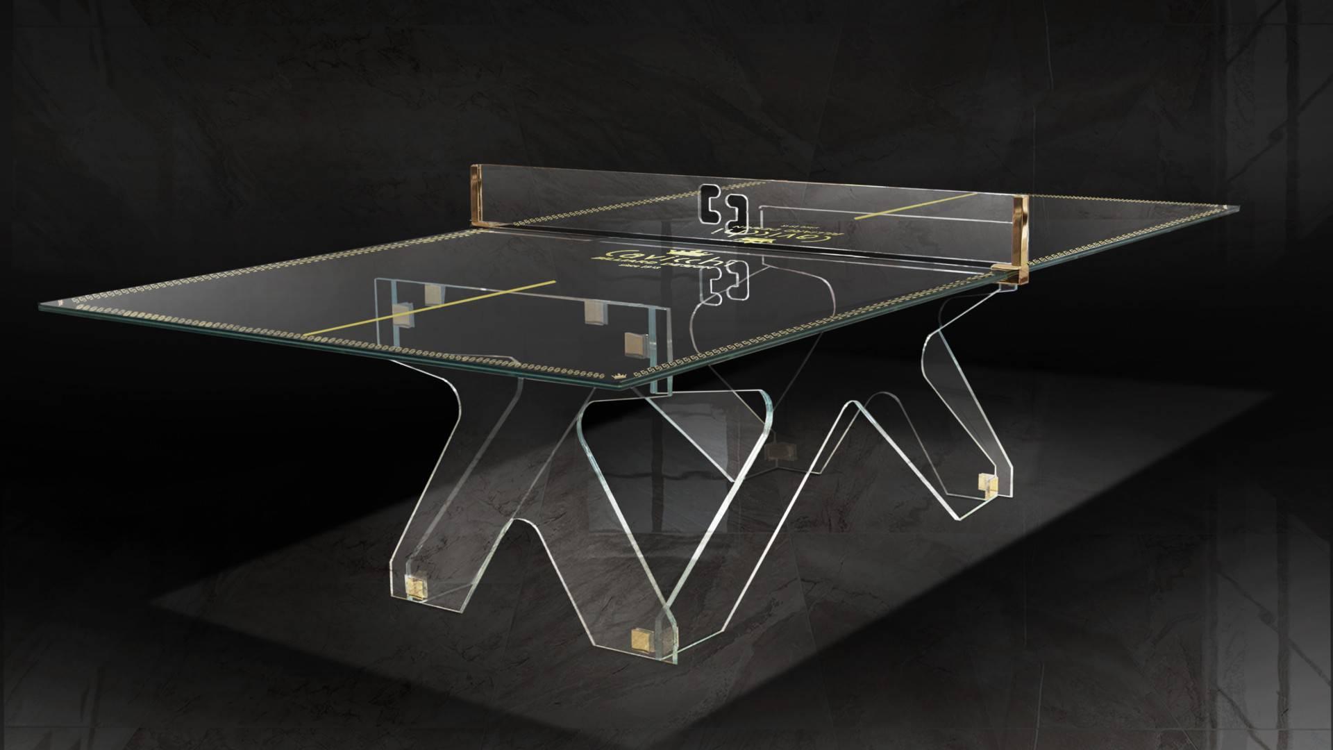 News crystal tennistavolo ping pong riunioni tavoli da riunioni arredo biliardi cavicchi - Tavoli da ping pong usati ...