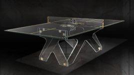 Crystal Tennis Table Ping Pong Meeting 1