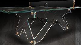 Crystal Tennis Table Ping Pong Meeting 9